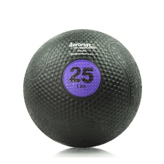 Aeromat Extreme Elite Medicine Ball 25LB, Purple by ECO-WISE