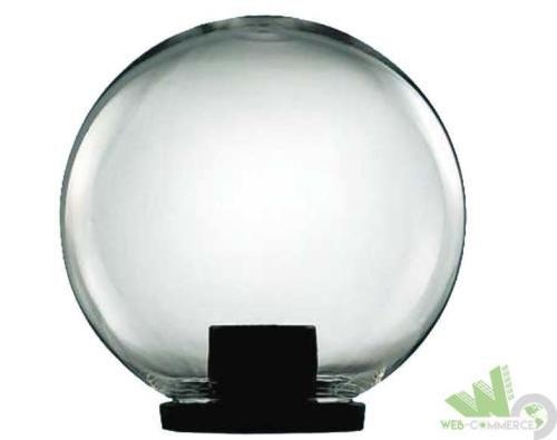 Sfere globo per lampioni trasparente amazon illuminazione