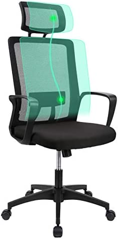 Komene Mesh Ergonomic Office Chair
