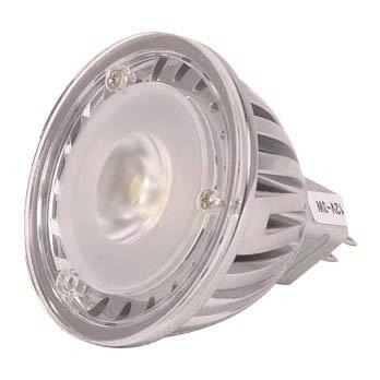 LED 9 Watt MR16 Bulb 12V AC/DC in Warm White