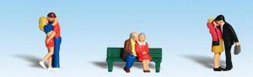 - Woodland Scenics HO Lovers WOOA1833