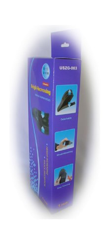 Height Increase Elevator Shoes Insole - Size L - 1 to 1.5 inches Taller by CALDEN (Image #3)