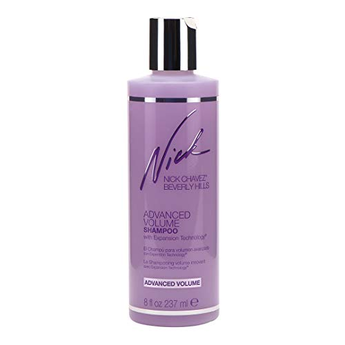 Nick Chavez Beverly Hills Premium Advanced Volume Shampoo with Expansion Technology - Scalp and Hair Care - Volumizing Shampoo by Nick Chavez