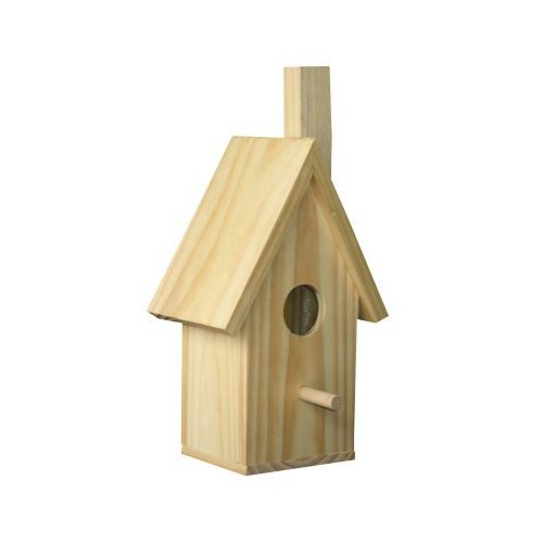 Brandine Wood Kits (Chimeny Wood Bird House Kit)
