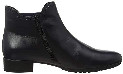 Chelsea 56 Sport Micro Femme Bottes Gabor Shoes Comfort Midnight Bleu 4I6qzBf