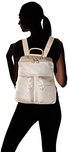 bolsos Mandarina hombro Shoppers de Light Taupe Mujer Tracolla Duck Md20 y Gris wqCXRrq