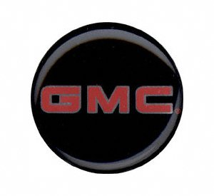 Grant 5636 Chrome Horn Button (GMC Truck)