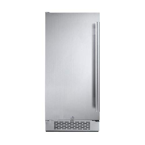 Avallon AFR151SSLH 3.3 Cu Ft Built-in 15″ Refrigerator – Left Hinge