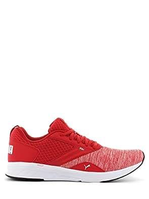 Puma Nrgy Comet Kırmızı Beyaz Erkek Koşu Ayakkabısı Renkli 40