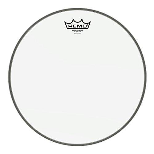 Remo Ambassador Hazy Snare Side Drumhead, 13