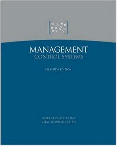 management control systems anthony govindarajan pdf download