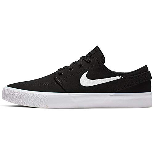 Nike SB Zoom Janoski RM Mens Skateboarding Shoes Black/White-Thunder Grey 9 M US