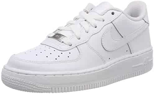 Nike Air Force 1 Low White Youths Trainers Size 5.5 UK