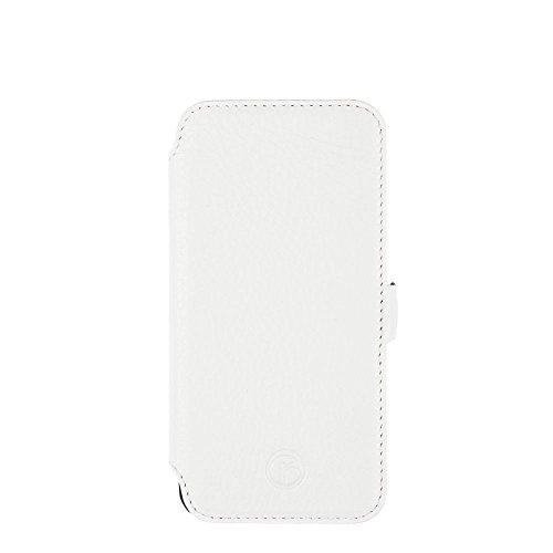 Redneck Red Line Etui folio pour iPhone 5/5S Blanc