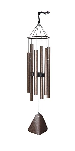 Gentle Spirits 27-inch Windchime, Copper Vein