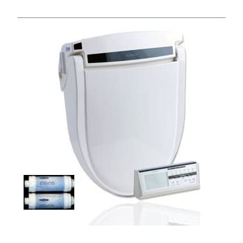 Coco Bidet 9500R Elongated Toilet Seat with Remote Control