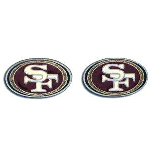 NFL San Francisco 49ers Stud Earrings
