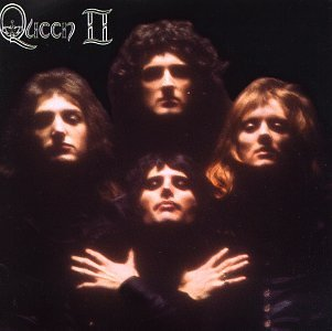 Original album cover of Queen II by Queen