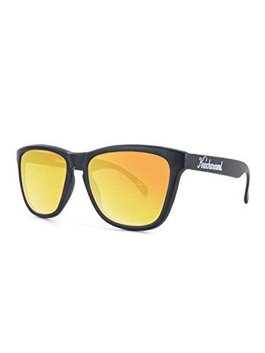 Knockaround Classics Polarized Sunglasses, Matte Black / Sunset