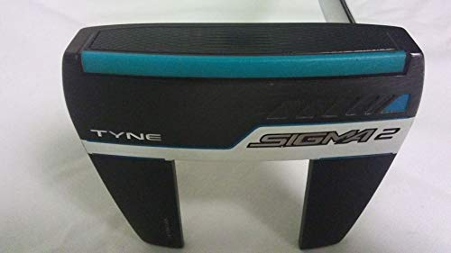 PING Sigma 2 Tyne Stealth Putter (PING PP60 Pistol Putter Grip - Midsize) (Right, Adjustable)