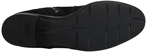 Spirit Sylva Easy Easy Boot Black Spirit Ankle Womens xUqSqEF8w