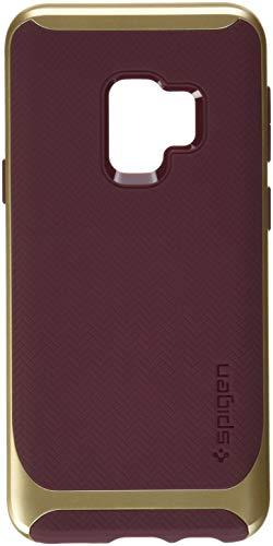 (Spigen Neo Hybrid Designed for Samsung Galaxy S9 Case (2018) - Burgundy)