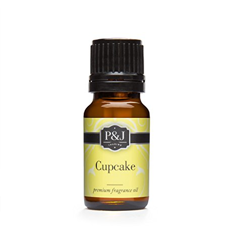 Cupcake Fragrance Oil - Premium Grade Scented Oil - 10ml