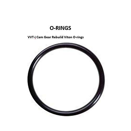 VVT-i Cam Gear Oil Leak Rebuild O-ring Seal Toyota Lexus - Import It All