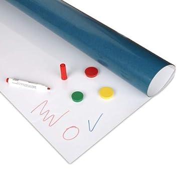 Pizarra adhesiva (Color Blanco magnética, Ancho 1000 mm ...