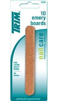 Bassett Brands WEB-62500-144 Emery Boards - 4.5 In.44; Case Of 144