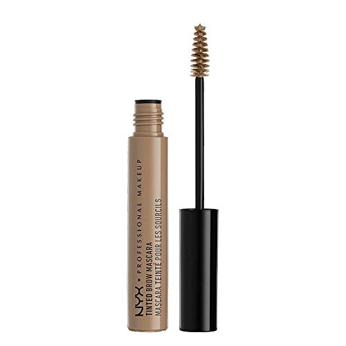 NYX Professional Makeup Tinted Brow Mascara, Blonde