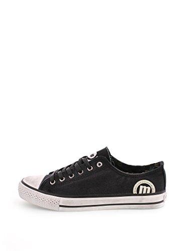 MTNG Zapatillas Bambas Negro Mate EU 45