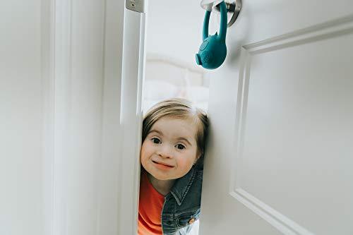 Toddlermonitor | Toddler Door Alarm, Child Door Motion Sensor, Window or Door Safety for Kids | Smart Toddler Door… 6
