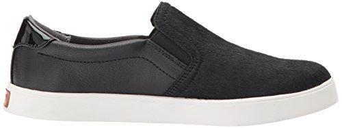 Fashion Scholl's Women's Sneaker Hair Dr Pony Black Shoes Madison Leather gRWqw1p7
