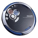 Cd Pouch Player (Philips AX5311 Personal CD Player with Remote Control and Carrying Pouch)