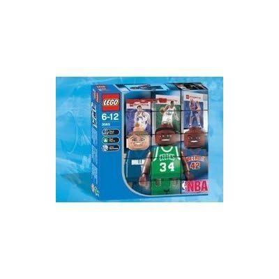 LEGO Sports NBA: Steve Nash; Paul Pierce; Jerry Stackhouse by LEGO: Everything Else