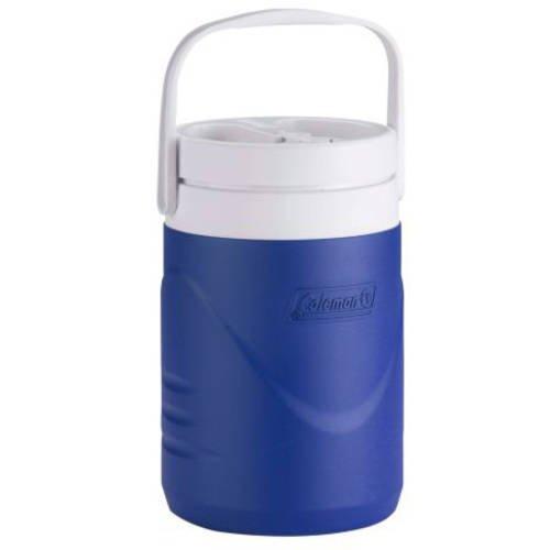 Coleman 1-gallon물주전자,블루,화이트
