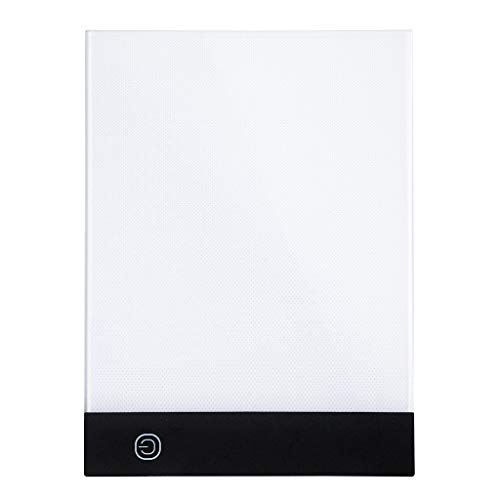 Orcbee  _LED A5 Painting Tracing Board Copy Pad Panel Third Gear Dimming/Writing Pad