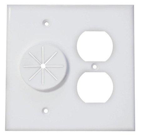 Dual Gang Wall Plate - 7