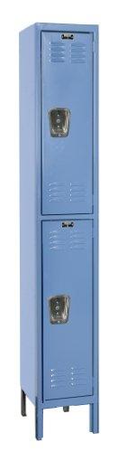 Hallowell U1258-2MB Premium Locker, 12