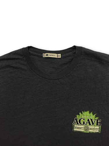 Size shirt T M Agave Cotton Lux In 'tequila' Grey nqxU1Z1Yz