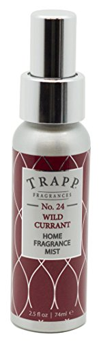 Trapp - No. 24 Wild Currant Home Fragrance Mist New