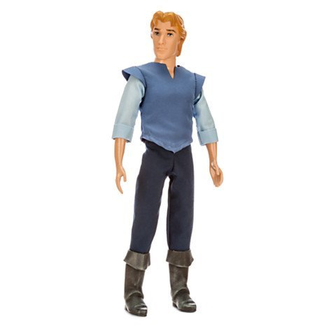 Disney Pocahontas Captain John Smith Doll -- 12'' -