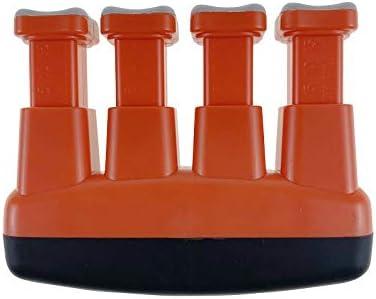 Fortalecedor de dedos, ajustable, con almohadilla de silicona ...