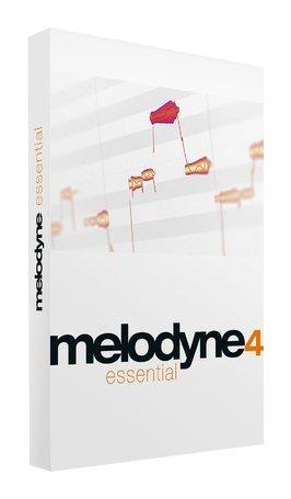 Celemony Melodyne 4 essential Sound Editor