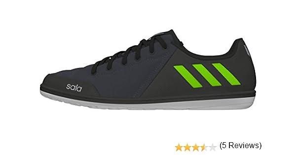 adidas Messi 16.4 Street, Botas de fútbol para Hombre, Gris (Grey), 46 EU: Amazon.es: Zapatos y complementos