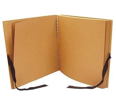 Paperchase Album raccoglitore in cartoncino kraft quadrato
