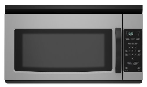 Amana 1.5 cu. ft. Over-the-Range Microwave, AMV1150VAD, Silver