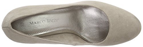 Marco Tozzi 22411 - Tacones Mujer Beige - Beige (TAUPE 341)