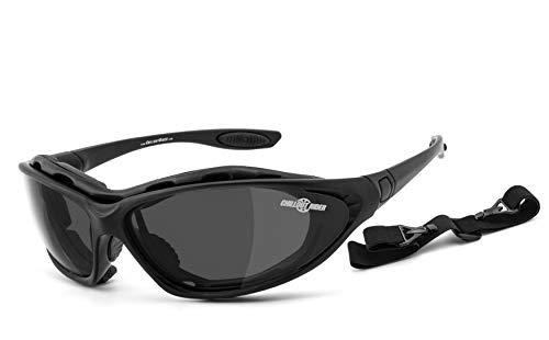 Chillout Rider® | Bikerbrille, Motorradbrille, Multifunktionsbrille, SUPER DEAL | beschlagfrei, winddicht, HLT…